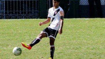 «МЮ» и «Челси» поспорят за 17-летнего бразильца