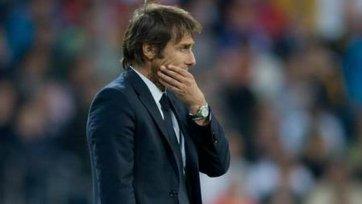 Антонио Конте: «Условия были опасными для игроков, и Манчини был согласен со мной»