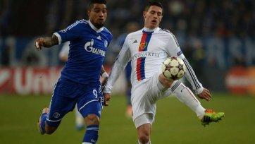 «Шальке» выбивает «Базель» из Лиги чемпионов