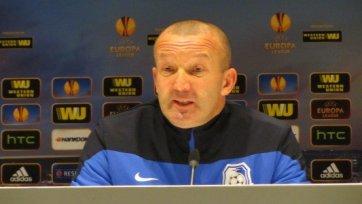 Григорчук: «Я смотрел игры ПСВ и не сказал бы, что у команды кризис»