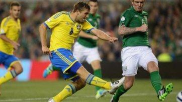 Андерс Свенссон завершил международную карьеру