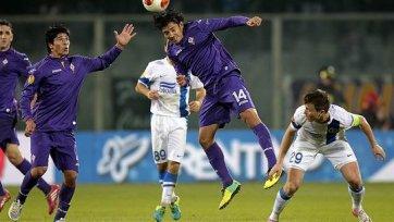 «Фиорентина» выходит в плей-офф с первого места, «Днепр» со второго