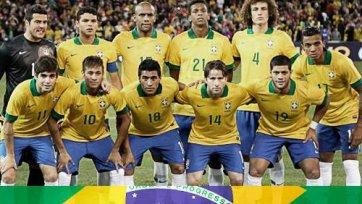 Окончательную заявку сборной Бразилии узнаем в мае