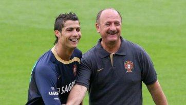 Сколари: «Золотой Мяч» нужно отдать Роналду»
