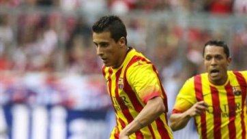 Кристиан Тельо не хочет уходить из «Барселоны»