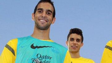 «Барселона» намерена продлить контракт с Бартра и Монтойей