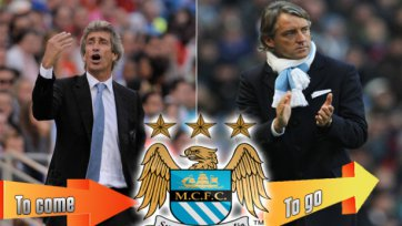 «Манчестер Сити» после смены Манчини на Пеллегрини