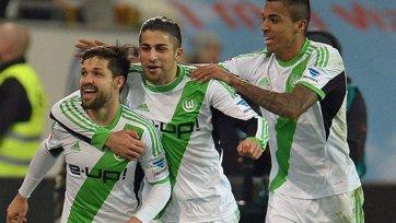Новый успех «Вольфсбурга»
