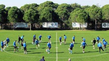 «Волга» составила план подготовки ко второй части чемпионата