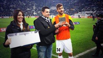 Льоренте – лучший игрок «Ювентуса» в ноябре