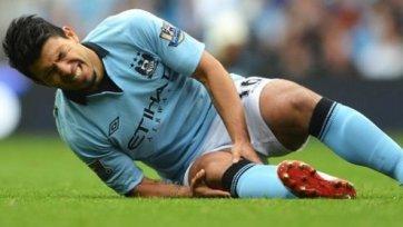 «Манчестер Сити» на длительный срок теряет Агуэро