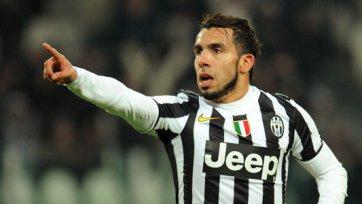 Карлос Тевес хочет оставить след в истории итальянского футбола