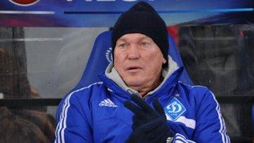Блохин заверил, что «Динамо» выполнит поставленные задачи