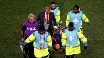 На футбольном поле, как на фронте. Травматизм в футболе. Часть 1