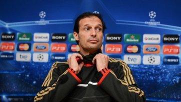 Аллегри: «Это сейчас «Атлетико» первый, но еще неизвестно, что будет через два месяца»