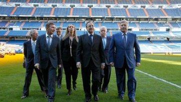 В России появилась футбольная Академия «Реала»!