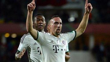 «Бавария» бьет «Гуанчжоу» и выходит в финал клубного мундиаля