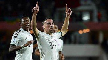 Франк Рибери лучший игрок Бундеслиги 2013 года