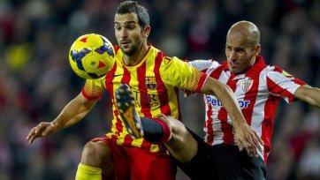 Монтойя принял решение остаться в «Барселоне»
