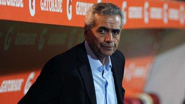 Перес согласился возглавить сборную Армении