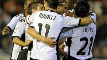 «Валенсия» выходит в 1/8 финала Кубка Испании, и другие кубковые результаты