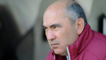 Бердыев уволен из «Рубина»
