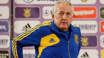 Фоменко будет готовить сборную Украины и к Евро-2016