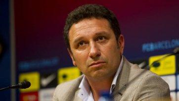 Тренер «Барселоны Б» среди кандидатов на тренерский мостик «Рубина»