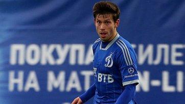 «Урал» собирается арендовать двух игроков «Динамо»