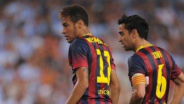 Ряд игроков «Барселоны» пропустит матч с «Хетафе»