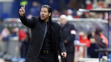 Симеоне: «Диего Коста заслуживает места в тройке претендентов на «Золотой мяч»