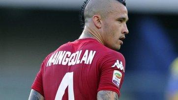 «Милан» продолжает переговоры по Наингголану