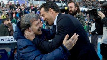 Л. Гарсия: «Против «Барсы» недостаточно играть хорошо лишь первые полчаса»