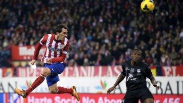 Годин: «Атлетико» пока рано думать о титулах»