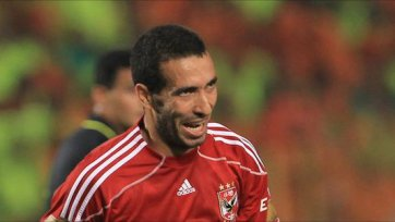 Легенда египетского футбола Абутрика завершает карьеру