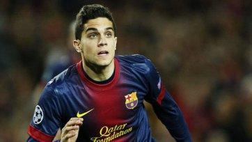 «Барселона» намерена продлить контракт с Бартра