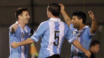 Аргентина будет готовиться к чемпионату мира в компании Румынии