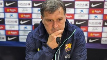 Мартино продолжит работать с «Барселоной»