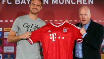 «Бавария» и «Шальке» договорились об аренде защитника