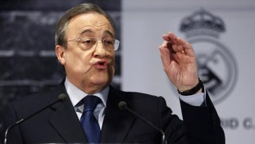 Перес: «Главная цель «Реала» - победа в ЛЧ»