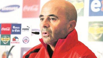 Сампаоли: «Вряд ли сборная Чили поборется за победу на ЧМ»