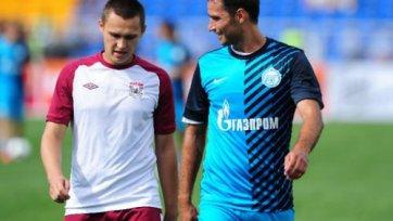 Александр Рязанцев надеется, что Широков не покинет «Зенит»
