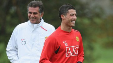 Кейруш: «Роналду – это лучшее, что Португалия дала футболу наравне с Эйсебио»
