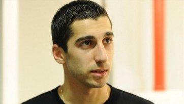 Мхитарян: «Звание лучшего игрока Армении – огромная гордость для меня»