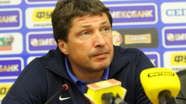 Бакалов стал наставником клуба из второй украинской Лиги
