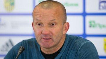 Григорчук: «Любой тренер мечтает поработать в топ-клубе»