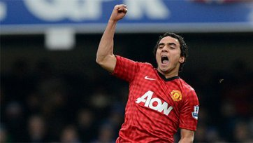 «Манчестер Юнайтед» теряет Рафаэля