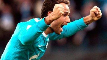 Роман Широков признан лучшим футболистом года
