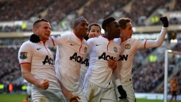 «Манчестер Юнайтед» одержал невзрачную победу над «Халл Сити»