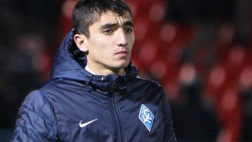 «Динамо» интересуется защитником «Крыльев Советов»
